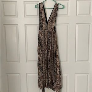 "Brand New TopShop ""snake skin"" dress"